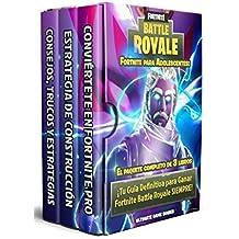 Fortnite para adolescentes: El paquete completo de 3 libros:  ¡Tu Guía Definitiva para Ganar Fortnite Battle Royale SIEMPRE! (Fortnite para niños nº 4)