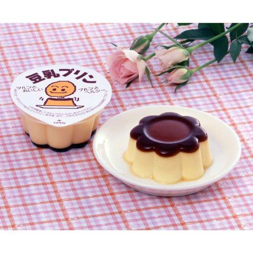 テーブルマーク 豆乳プリン 50g 40個セット 冷凍
