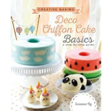Deco Chiffon Cake Basics: An Illustrated Step-By-Step Guide