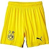 PUMA Kinder Hose BVB Replica Shorts with innerslip