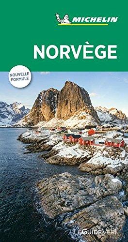 Guide Vert Norvège Michelin par Michelin