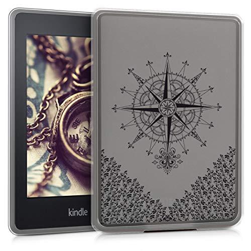 Preisvergleich Produktbild kwmobile Amazon Kindle Paperwhite Hülle - Silikon eReader Cover Case Schutzhülle für Amazon Kindle Paperwhite (für Modelle bis 2017)