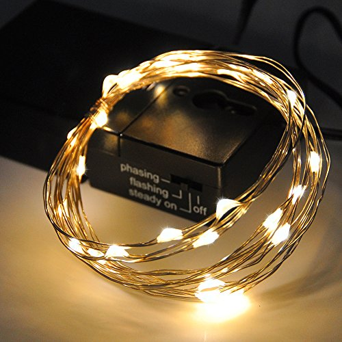 LED-Lichtervorhang Lichtfarbe