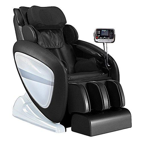 Home Deluxe - Massagesessel - Dios schwarz V1 - inkl. komplettem Zubehör