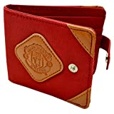 Manchester United FC Official Football Adventurer Money Wallet