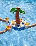 Best Bigmouth Inc Mains - BigMouth Inc Flotteur gonflable Palm Tree Multi Drink Review
