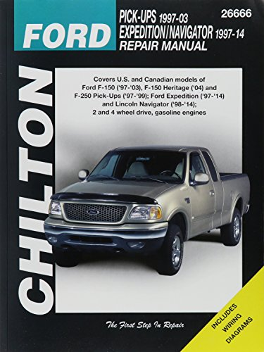 ford-pick-ups-expedition-navigator-chilton-automotive-repair-manual