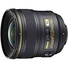 Nikon AF-S 24mm F1.4 G ED - Objetivo con montura para Nikon (distancia focal fija 24mm, apertura f/1.4)