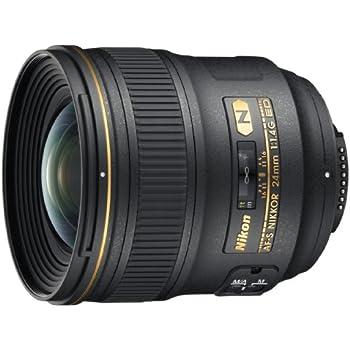 Nikon Objectif Nikkor AF-S 24 mm F/1.4G ED