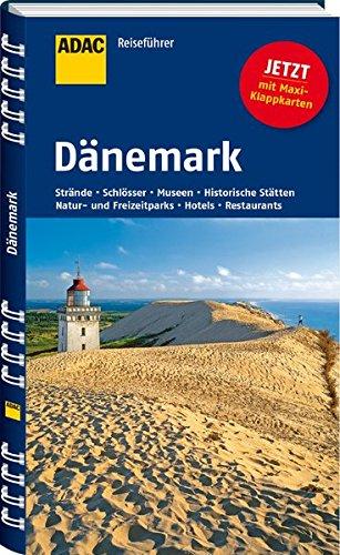 Preisvergleich Produktbild ADAC Reiseführer Dänemark