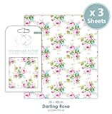 Craft Consortium Premium Decoupage Papier–Darling Rose