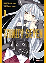 TRINITY SEVEN T08 de Kenji Saito