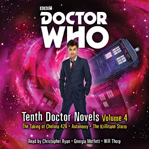 Doctor Who: Tenth Doctor Novels Volume 4: 10th Doctor Novels -