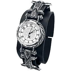 Alchemy Gothic Thorgud Ulvhammer Wristwatch
