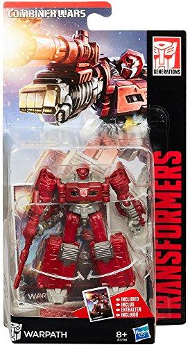 Transformers B1798ES0 - Generation, Warpath, 10 cm