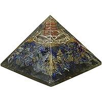 Reikiera Lapis Lazuli Edelsteine Heilung Reiki Crystal Chakra Orgoned Generator Pyramide preisvergleich bei billige-tabletten.eu