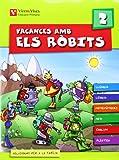 Vacances amb els robits 2 + solucionari (Los Robits - Els Robits) - 9788431698577