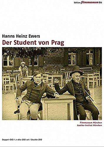 Preisvergleich Produktbild Der Student von Prag [2 DVDs]