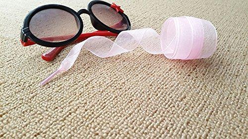 Scothen 1 Paar Laces flache Schnürsenkel Spitze-Band Schnürsenkel Shoelaces für Kinder und Erwachsene Wasserdichte Sportlauf Schnürsenkel Sneaker Stiefel Trainers Spitze Flachsenkel für Sportschuhe Rosa