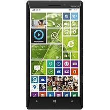 "Nokia Lumia 930 - Smartphone libre Windows Phone (pantalla 5"", cámara 20 Mp, 32 GB, Quad-Core 2.2 GHz, 2 GB RAM), negro [importado]"