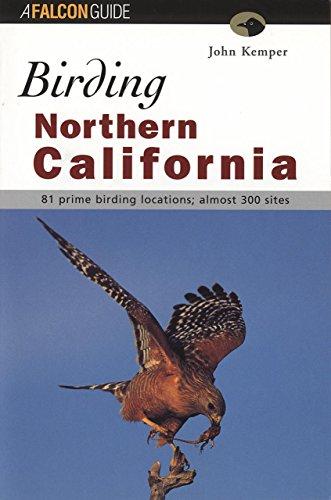 Birding Series (Birding Northern California (Regional Birding Series))