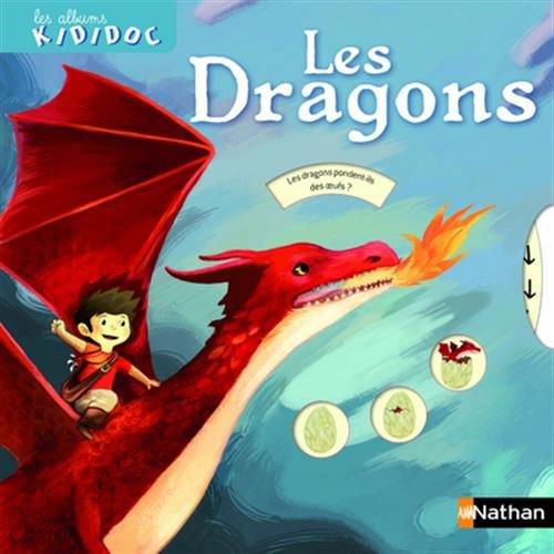 Les dragons (02) par Anne-Sophie Baumann