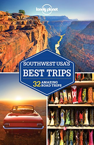 Lonely Planet Southwest USA's Best Trips (Travel Guide) (English Edition)