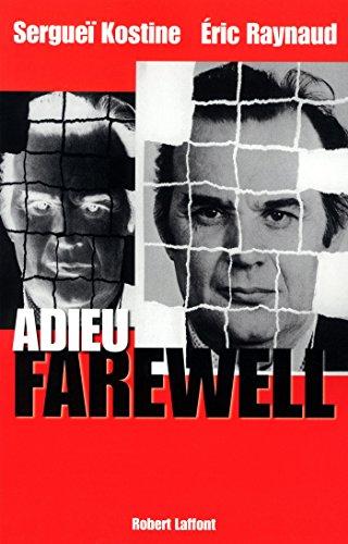 Adieu Farewell par Éric RAYNAUD