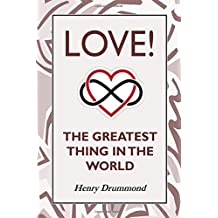 Love! The Greatest Thing in the World