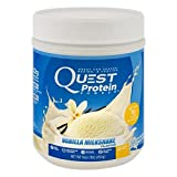 Vanilla: Quest Nutrition Protein Powder Milkshake, Vanilla, 16 Ounce
