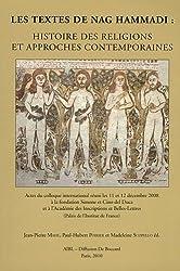 Les textes de Nag Hammadi : histoire des religions et approches contemporaines