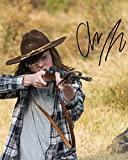 Chandler Riggs # 3–10 x 8 Photo dédicacée de Lab de qualité d'impression