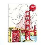 Notizbuch City - San Francisco (monbijou) -