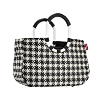 Reisenthel Loopshopper Shopping Bag Size M Fifties Theme Black One Size multicoloured