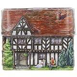 Churchill's Tudor Cottage Tin with Vanilla Fudge 200 g