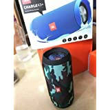 Compatible For JBL Charge K3+ Portable Bluetooth Speaker Bluetooth Mobile/Tablet Speaker (Army)