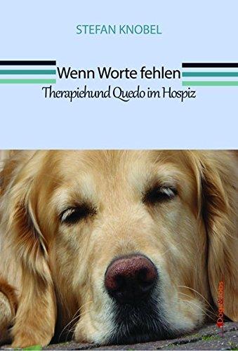 Wenn Worte fehlen: Therapiehund Quedo im Hospiz -