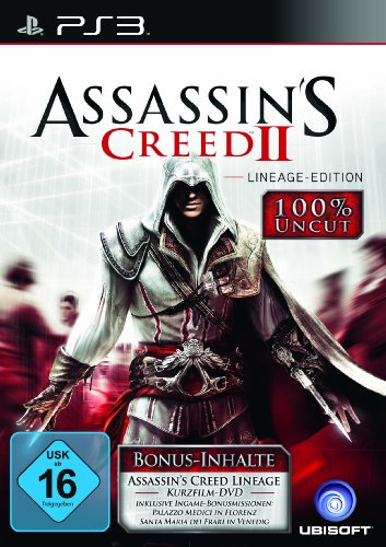 Ubisoft Assassin's Creed II - Lineage Edition