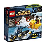 Lego Super Heroes Batman the Penguin Face Off, Multi Color