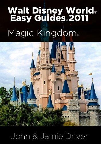 Disney World Easy Guides: Magic Kingdom (English Edition)