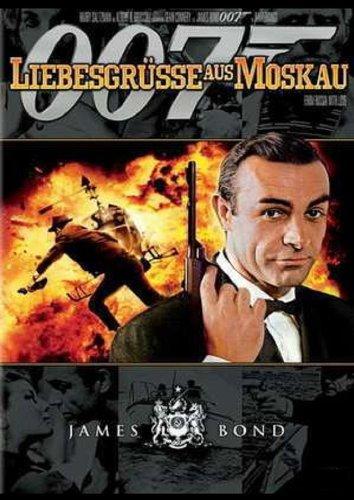 James Bond - Liebesgrüße aus Moskau (James Bond Videos)