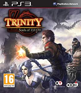 Trinity: Souls of Zill O'll (PS3) [Import anglais]