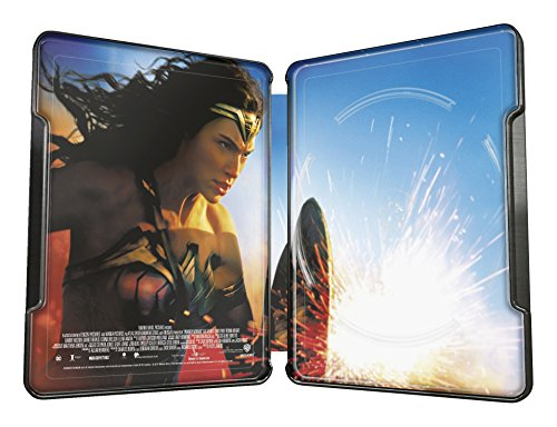 Wonder Woman (Steelbook) – Ultra HD Blu-ray [4k + Blu-ray Disc] - 5