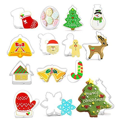 Yvsoo Moldes Galletas Navidad