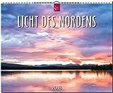 LICHT DES NORDENS: Original Stürtz-Kalender 2018 - Großformat-Kalender 60 x 48 cm -