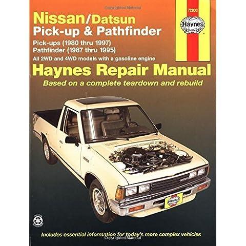Nissan / Datsun Pickup '80'97, Pathfinder '87'95