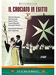 Meyerbeer, Giacomo - Il Crociato in Egitto [2 DVDs]