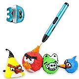 Tipeye 3D Stift Set mit OLED Display und 1.75 mm
