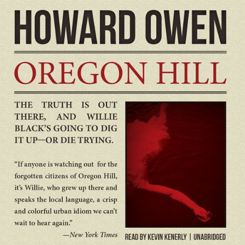 Oregon Hill  Audiolibri