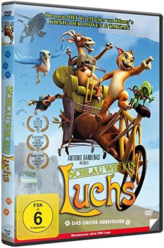 Schlau wie ein Luchs (DVD)